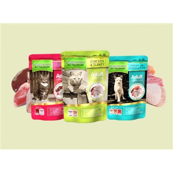 Natures Menu Cat Multipack 4x3x100 gr