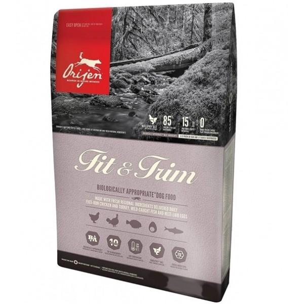 Orijen Dog Fit & Trim, 11.4 Kg + recompense Tail Swingers 100 g