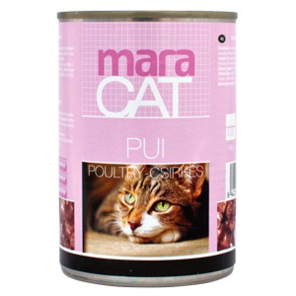 Maracat pisica pui - conserva 415 g