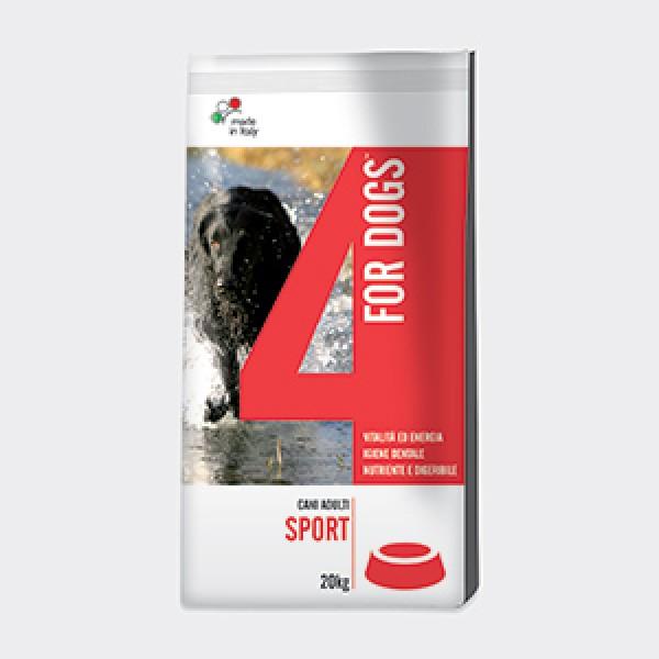 4 Dogs Sport 20 kg