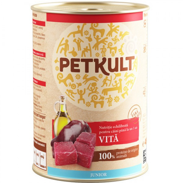 Petkult Junior Vita 400 gr