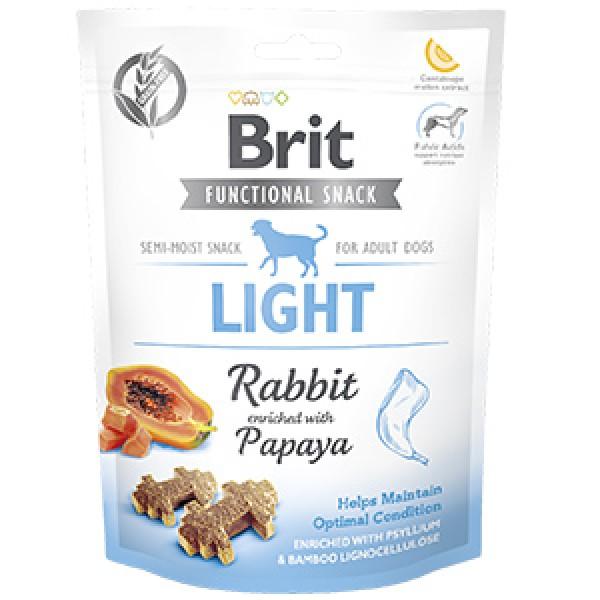 Brit Care Dog Snack Light Rabbit 150 g
