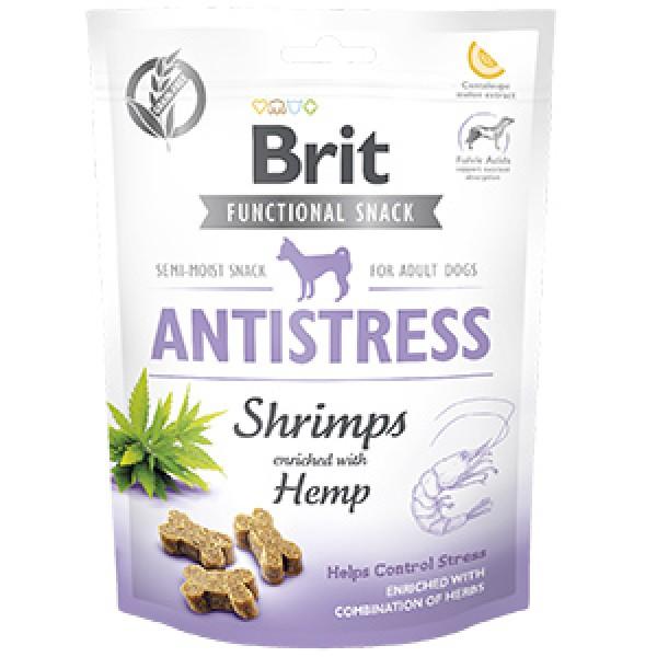 Brit Care Dog Snack Antistress Shrimps 150 g