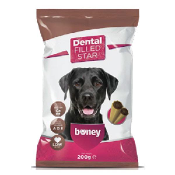 Boney Recompensa Dental Filled Star 200 g