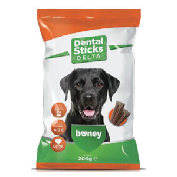 Boney Recompensa Dental Sticks Delta 200 g