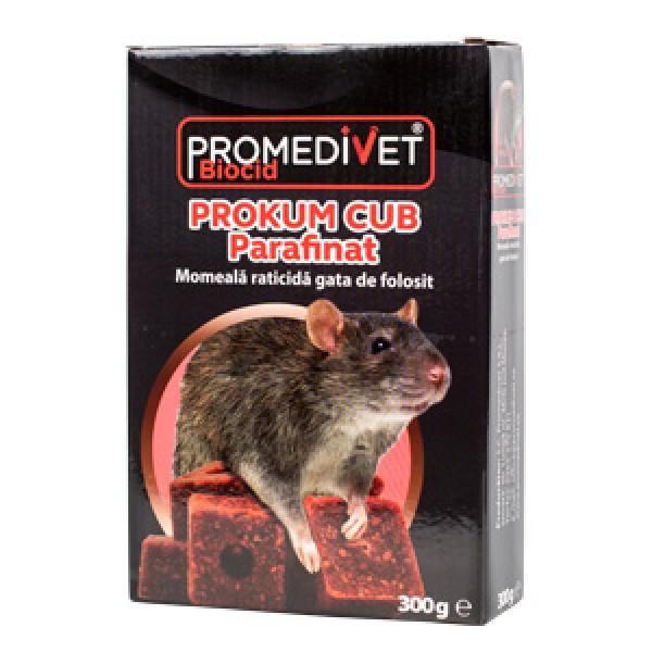 Prokum cub parafinat 300 g - cutie
