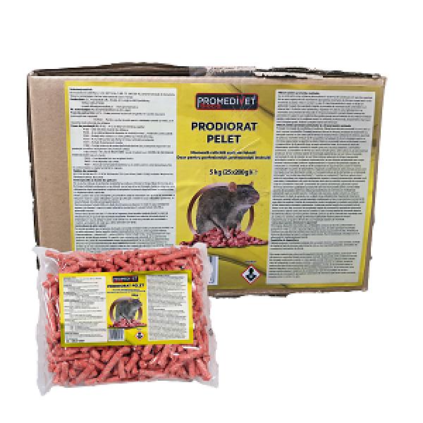 Prodiorat Pelet 5 kg (25 x 200 g)