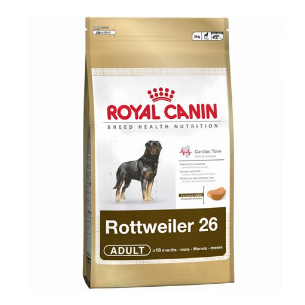 2 X Royal Canin Rottweiler 12 kg