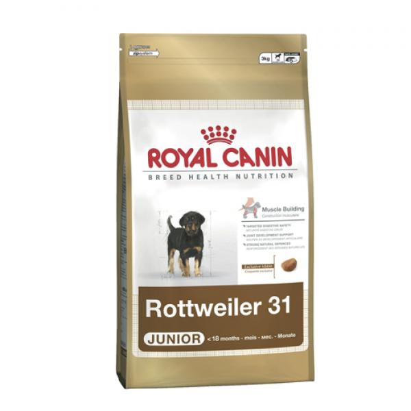 2 X Royal Canin Rottweiler Junior 12 kg