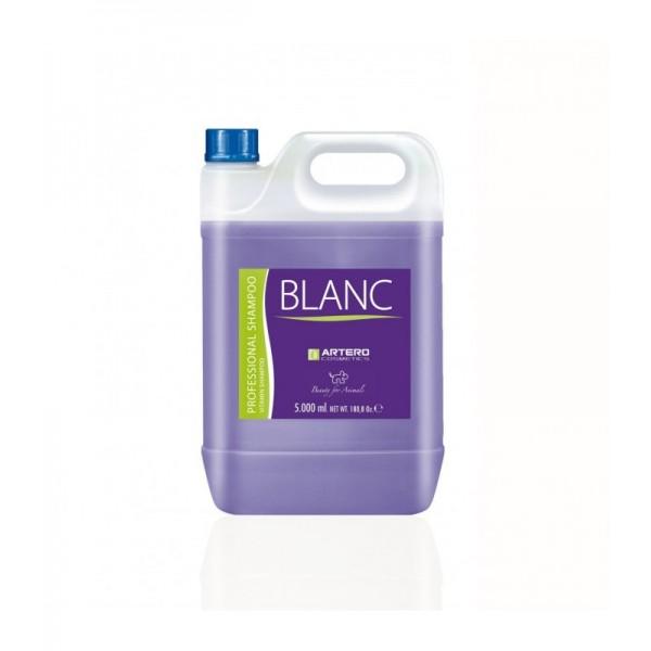 Şampon concentrat Artero Blanc 5 Litri  - blană albă, neagră sau gri