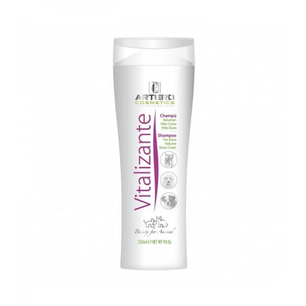 Şampon concentrat Artero Vitalizant 250ml  - blană scurtă, blană sarmoasă sau volum