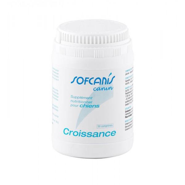 Sofcanis Croissance Caine  50 cp