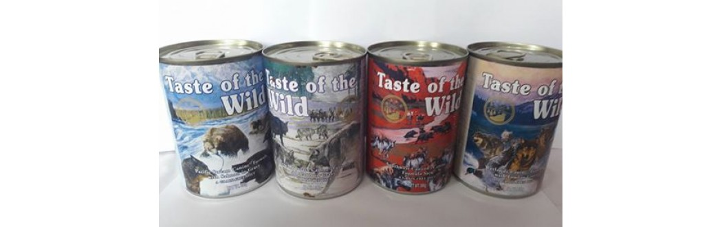 Conserve Taste of the Wild