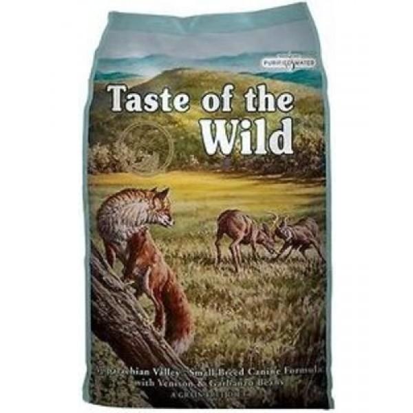 Taste of the Wild Appalachian Valley 12.7 kg  + cadou 1 x ulei somon dr Bute 250 ml