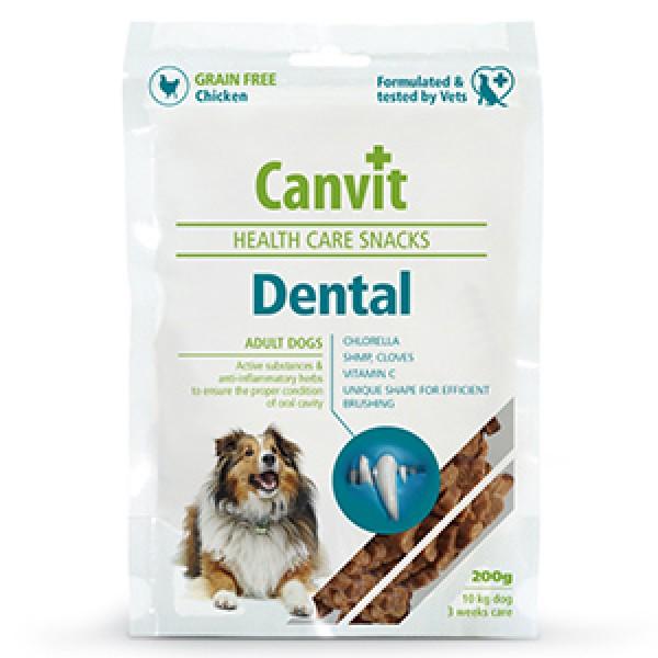 Canvit Health Care Snack Dental 200g