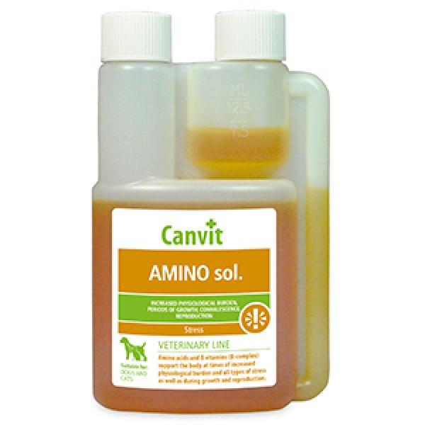 Canvit Amino Solutie Pro PSY 125ml