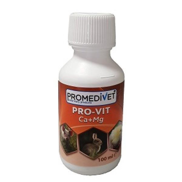 Pro-Vit Solutie Ca   Mg 100 ml