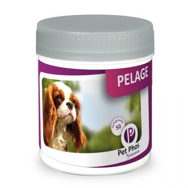 Pet Phos Special Pelage, 50 tablete